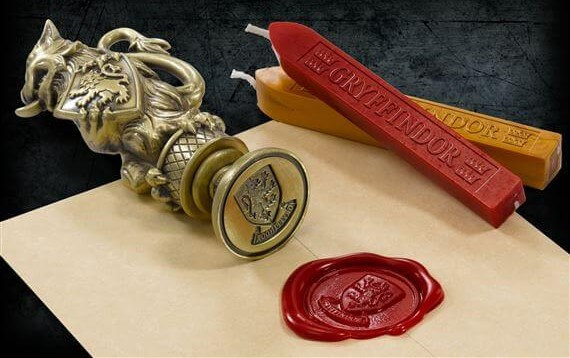Harry Potter - Gryffindor Wax Seal