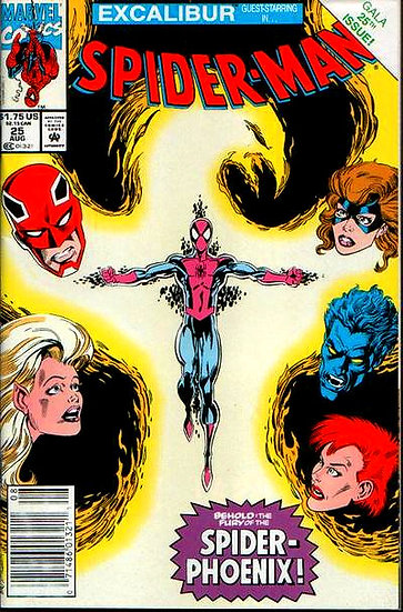 Spider-Man #25