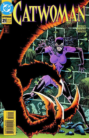 Catwoman #21 - 1995