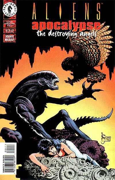 Aliens Apocalypse the Destroying Angels Part4