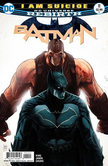 Batman Rebirth #11