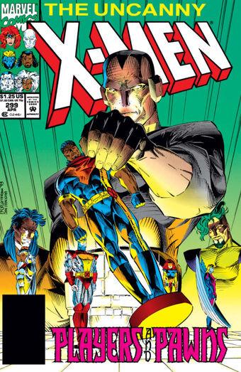The Uncanny X-Men #299 - 1993