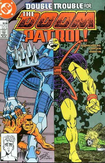The Doom Patrol #11 (1988)