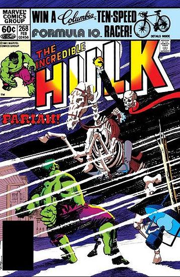 The Incredible Hulk #268
