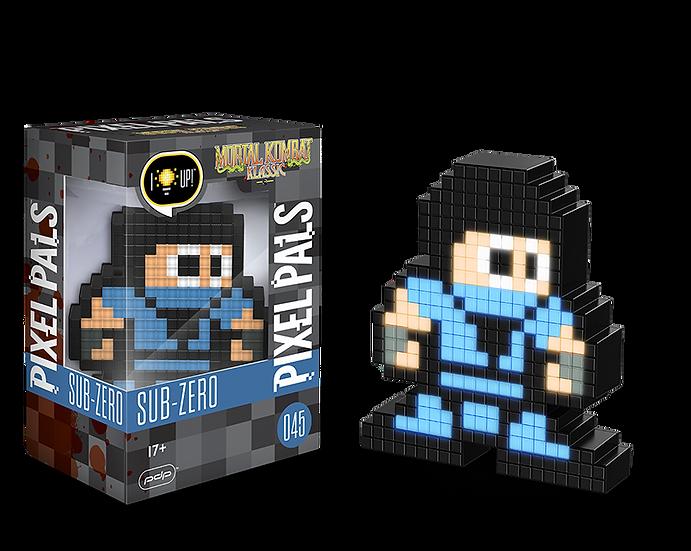 Pixel Pals - Mortal Kombat Sub-Zero