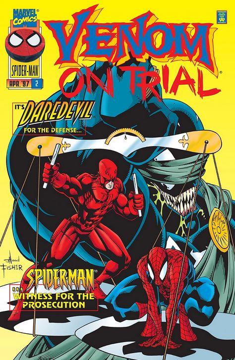 Venom on Trial #2