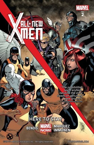 All New X-Men Vol 2