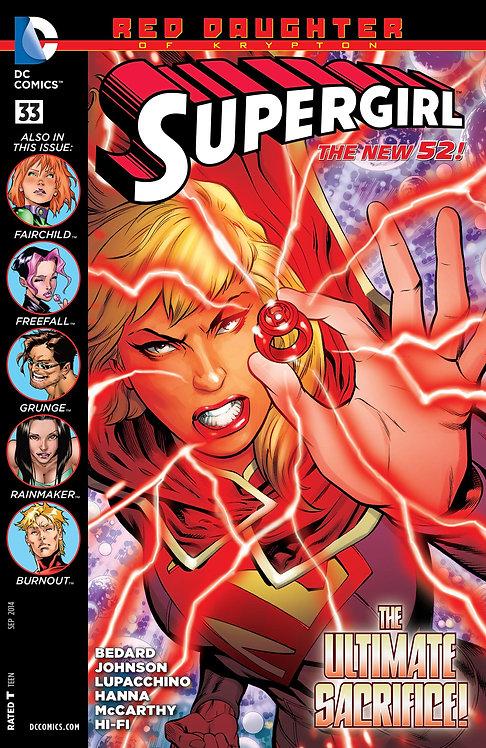 Super Girl #33