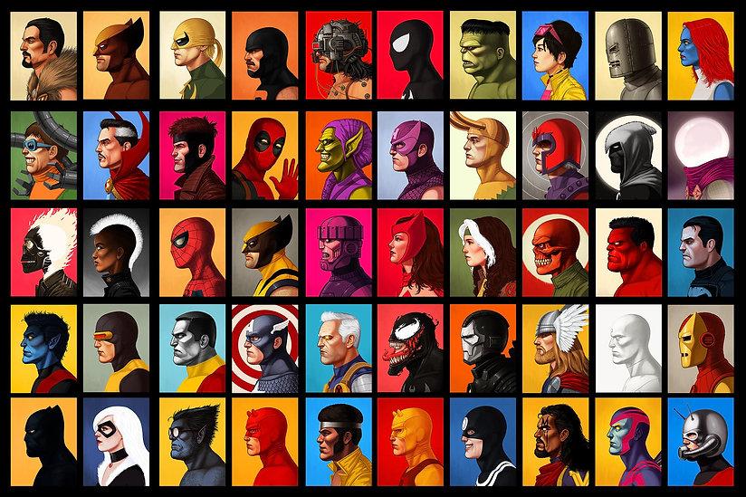 marvel comic head shots.jpg