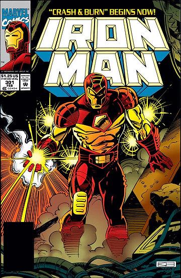 Iron Man #301 - 1994