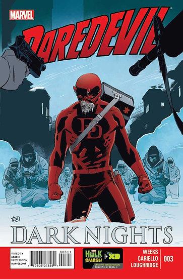 Daredevil Dark nights #3