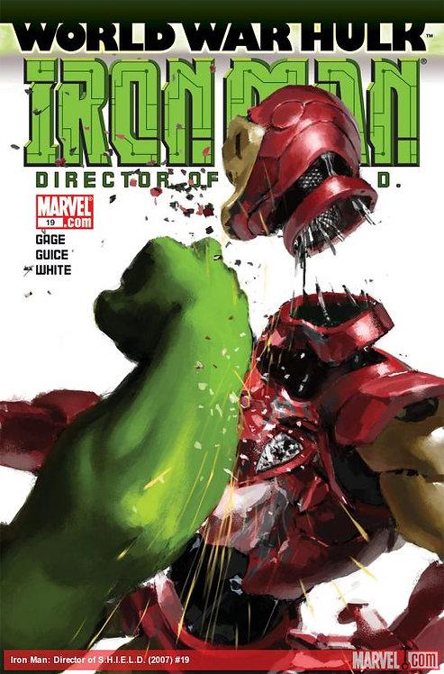 World War Hulk - Iron Man #19