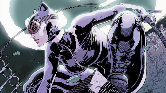 Catwoman - The History of the Cat