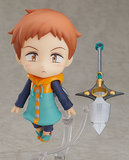 THE SEVEN DEADLY SINS Nendoroid King