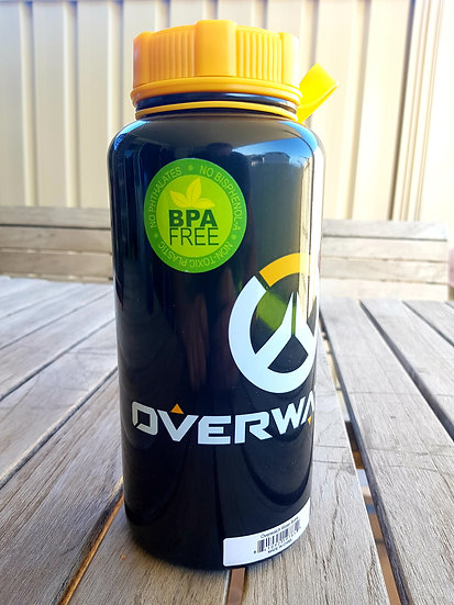Overwatch Water Bottle