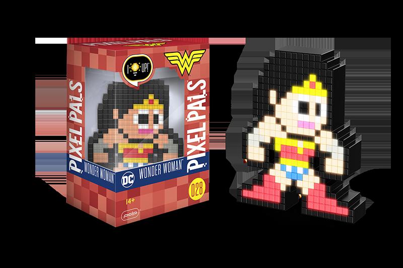 Pixel Pals - DC Comics - Wonder Woman