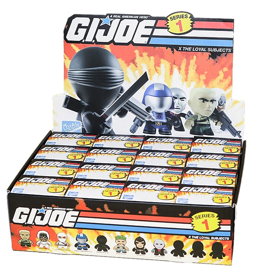 G.I.JOE Series 1 Blind Box