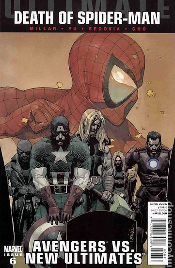 Death of Spider-Man Issuse 6