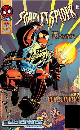 Scarlet Spider Cyber-War part 3