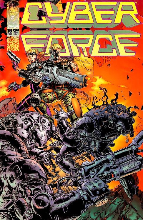 Cyber Force #19