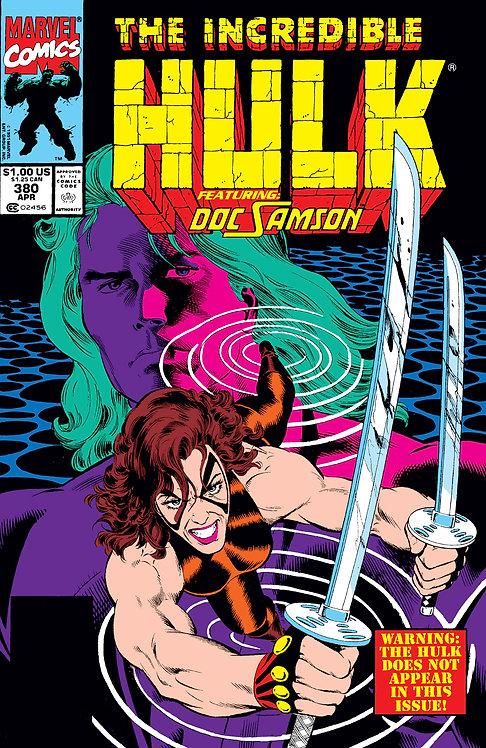 The Incredible Hulk #380