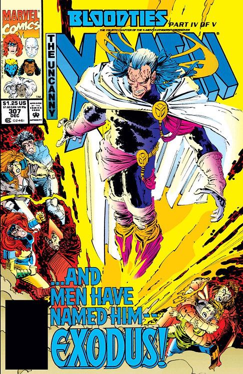 The Uncanny X-Men #307 - 1993