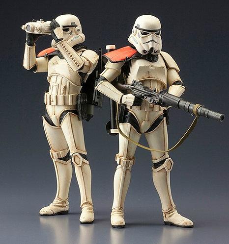 STAR WARS Sandtrooper Two Pack  ArtFX+ Statue
