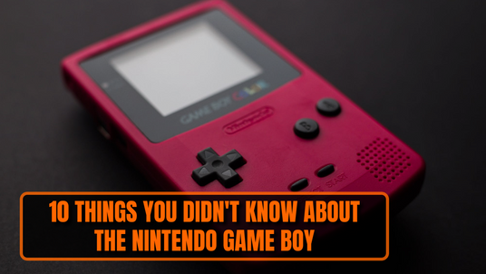 10 Things you didn't know about the Nintendo Game Boy!