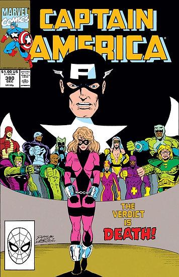 Captain America #380