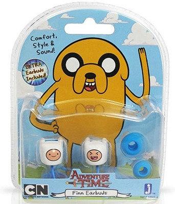 "Adventure Time Finn Earbuds ""Headphones"""