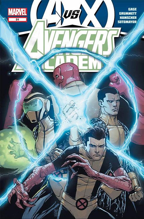 Avengers Vs X-men - Avengers Academy