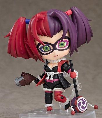 "Harley Quinn Nendoroid ""Batman Ninja"""