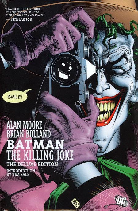 Batman The Killing Joke - Special ED HC