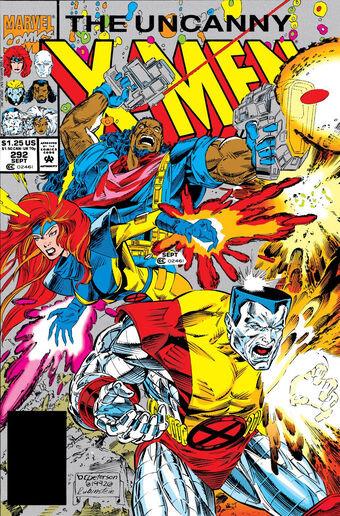 The Uncanny X-Men #292 - 1992