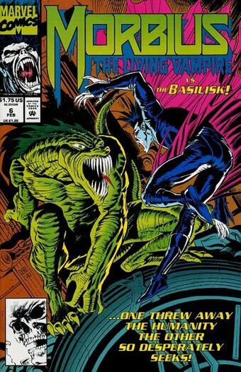 Morbius The Living Vampire #6