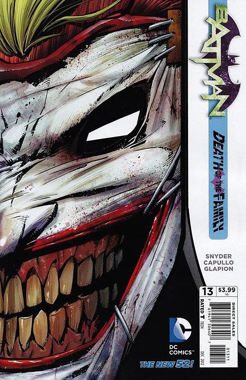 BATMAN #13 New 52 - Return of the Joker