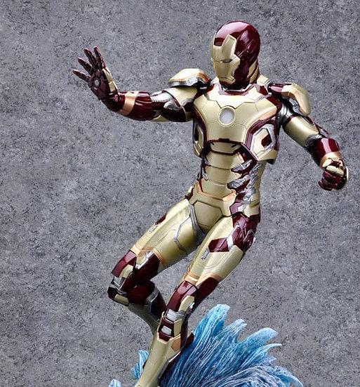 Iron Man mark 42 suit Statue