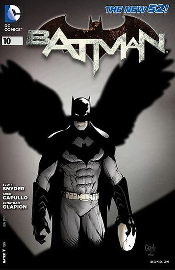 BATMAN #10 New 52