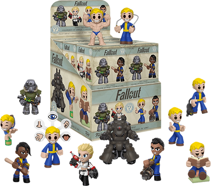 Fallout Mystery Blind Box - Series 2