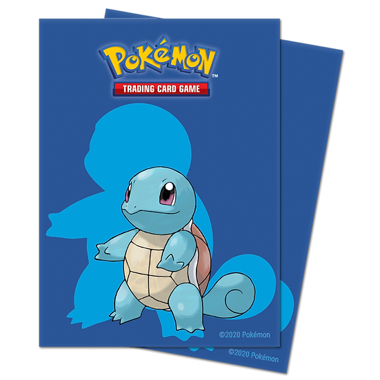 ULTRA PRO Pokémon – Deck Protector Sleeve- Squirtle