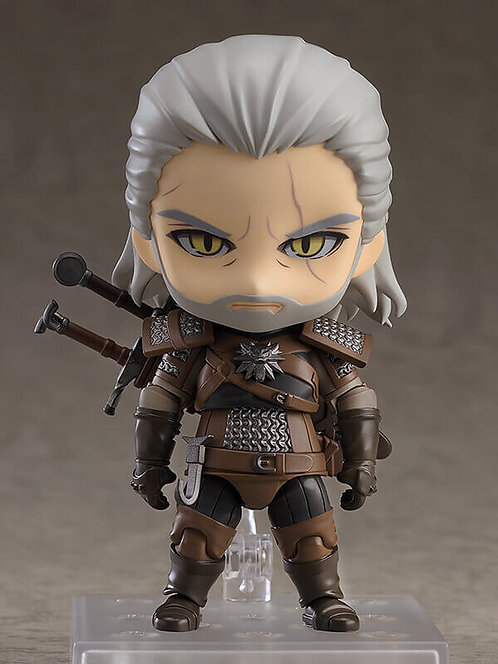 THE WITCHER - Nendoroid Geralt