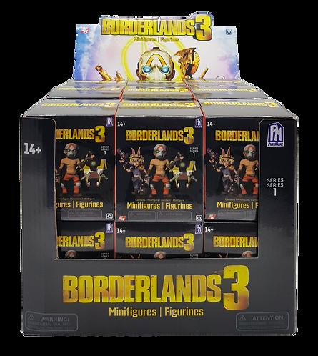 BORDERLANDS 3 Minifigures in Blind Box