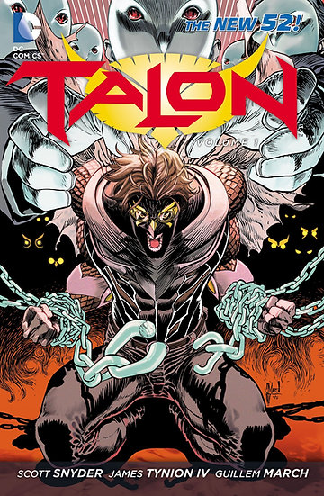 Talon Volume 1: Scourge of the Owls - TP