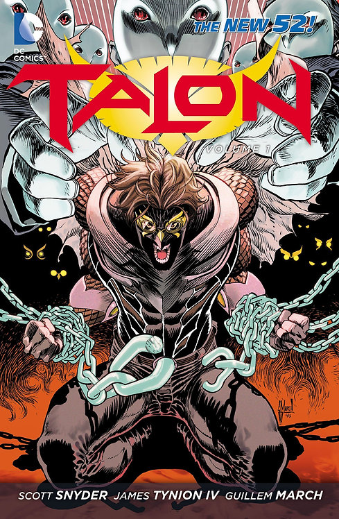 Talon Volume 1: Scourge of the Owls - TP