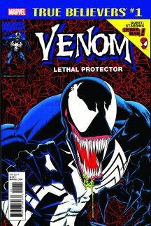 True Believers Venom Lethal Protector #1