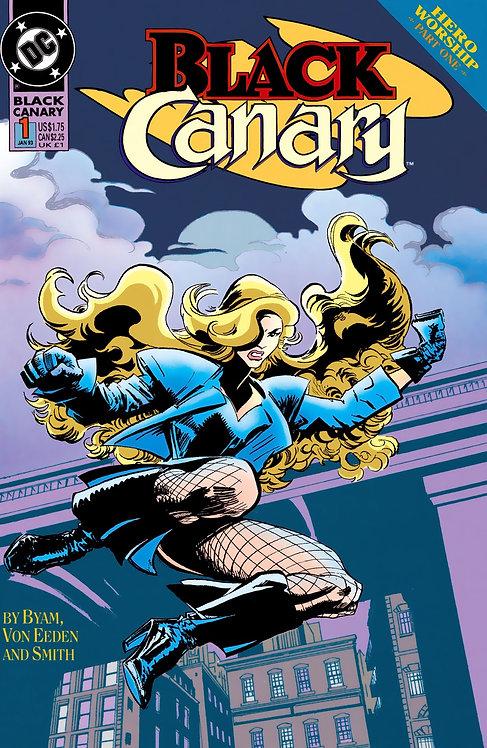 Black Canary #1 - 1993