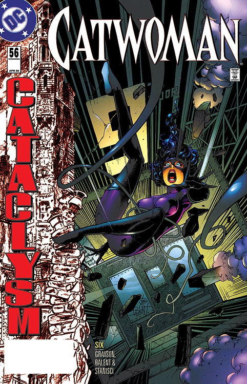 Catwoman #56 - 1998