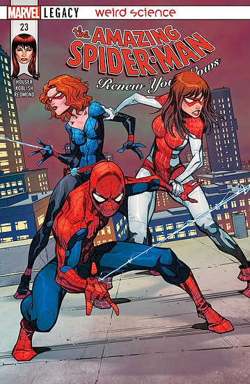 """The Amazing Spider-man """"Renew your Vows"""" #23"""