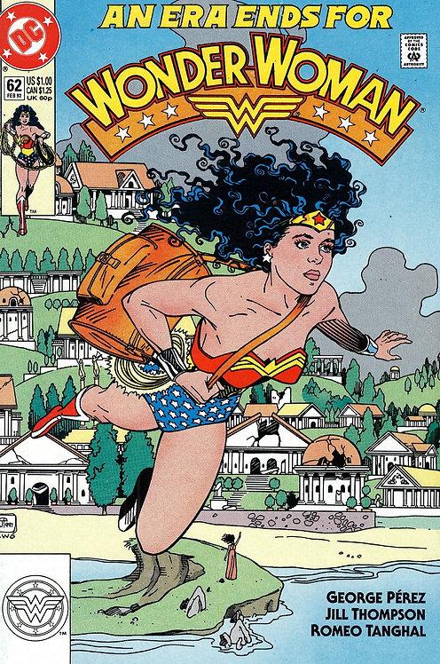 Wonder Woman #62 - 1992
