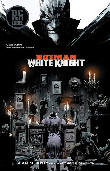 Batman: White Knight - TP